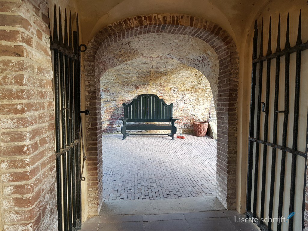 middeleeuws kasteel in Amerongen