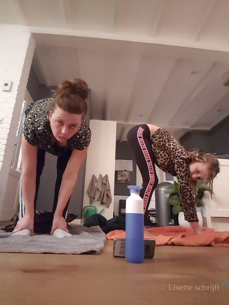 online yoga bij onefit