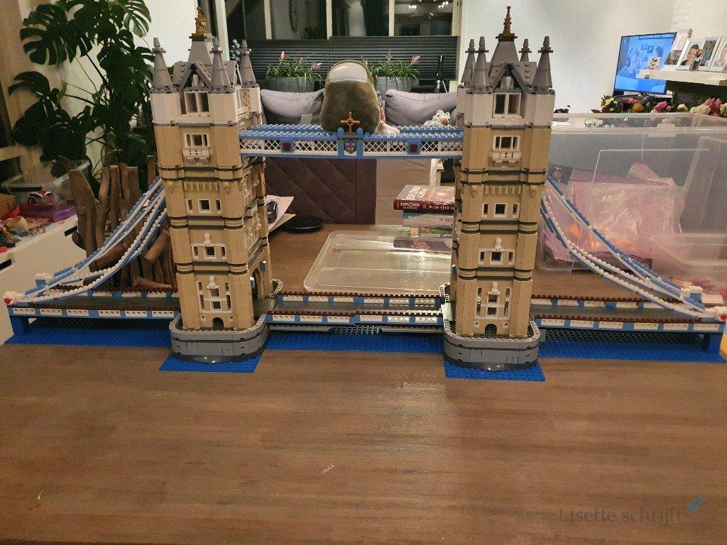 De lego tower bridge