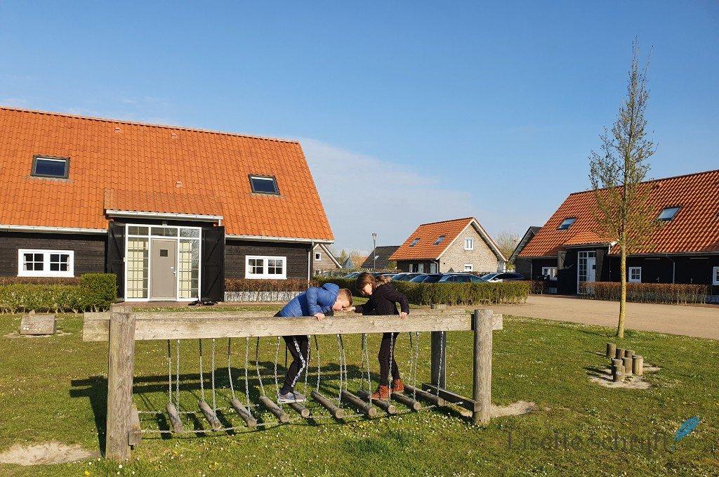 Speeltuin bij Landal Nieuwvliet-Bad