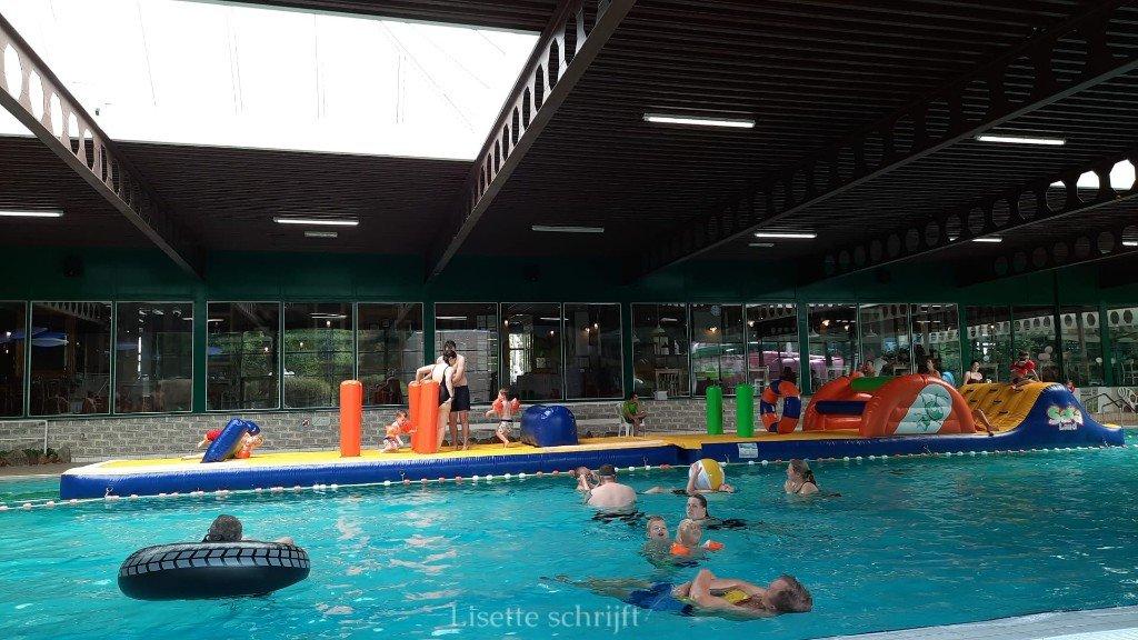zwembad park Molenheide