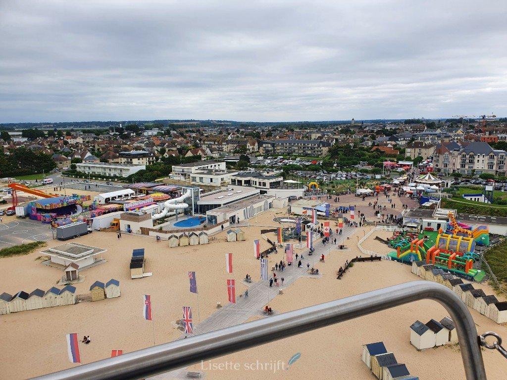 ouistreham frankrijk sword beach