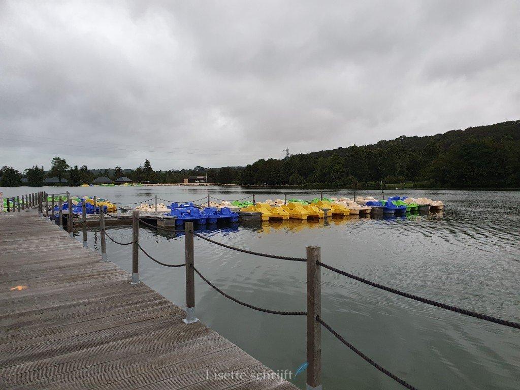 Lac de Caniel Normandie Frankrijk
