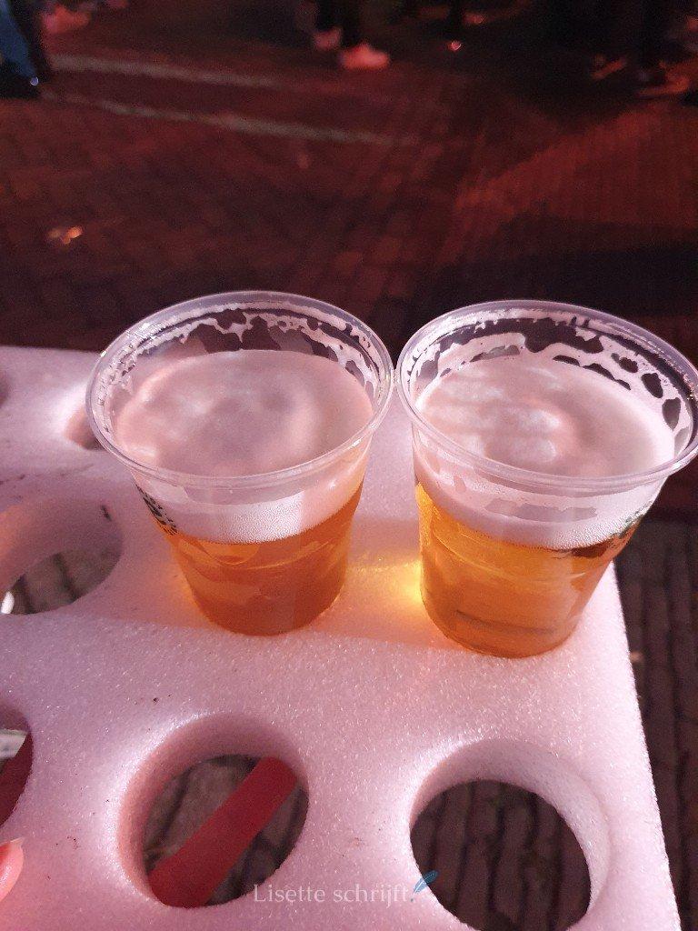 tentfeest corona bier