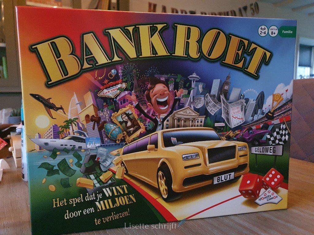 Bankroet spel