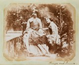 @ Mary Dillwyn, Thereza et Emma, 1853