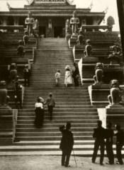 Pavillon du Cambodge, Exposition Universelle 1900 @Emile Zola (Collection Château d'Eau, Toulouse et Musée du Jeu de Paume)