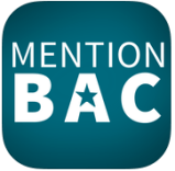 Mention Bac appli