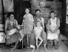 @Walker EvansSharecropper's family, Hale County, Alabama, 1935