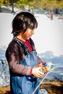 Kjekt med gaver. Foto: Lise von Krogh.