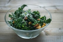 Lun salat. Foto: Lise von Krogh ©