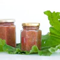 Rabarbra, den ukjente vitamin K-kilden - Lag rabarbrakompott