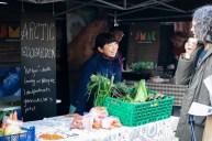 Grønnsaker fra Nord. Foto: Lise von Krogh.