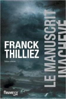 Le manuscrit inachevé de Franck Thilliez : mon premier livre audio