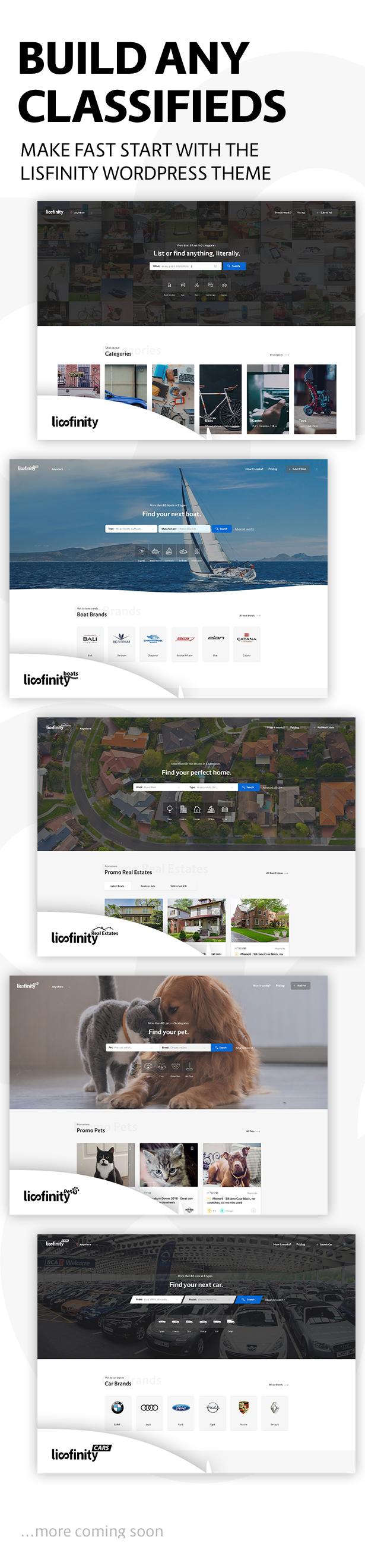 Lisfinity - Classified Ads WordPress Theme - 10