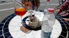 Lunchtime in Gorizia , Italy