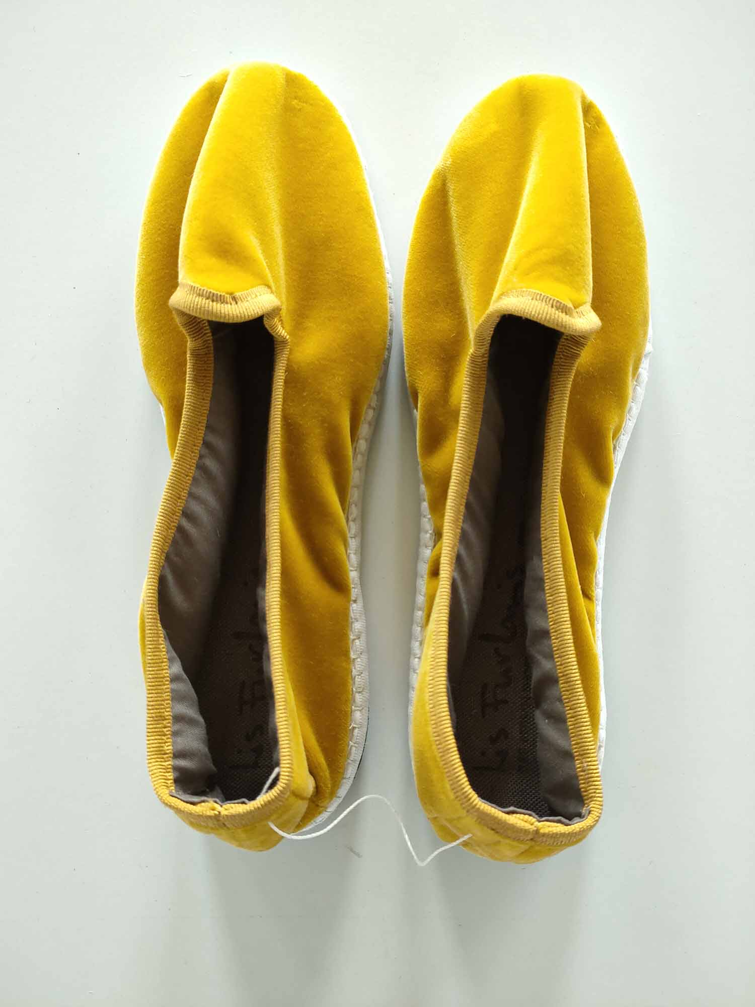 scarpe friulane in velluto online