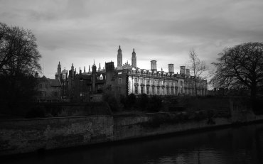 @Clare College (Est. 1326, 2nd oldest in Cambridge)