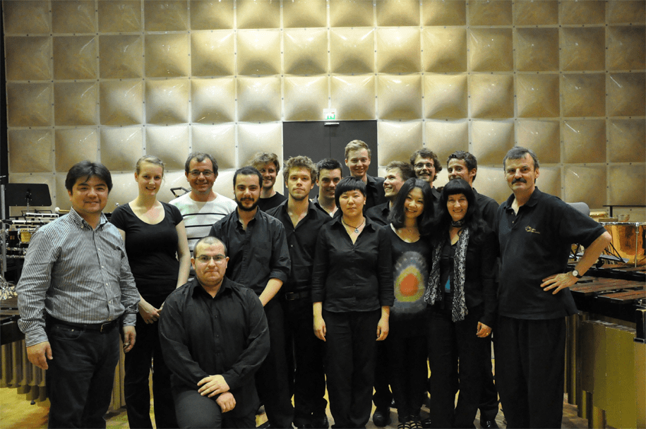 Hanns Eisler Percussion Ensemble