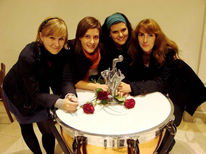 Klang Quartet