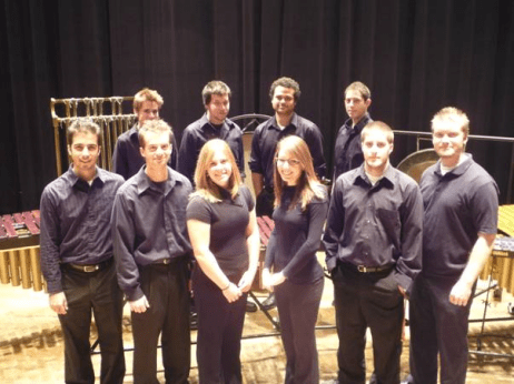 Kutztown University Percussion Ensemble