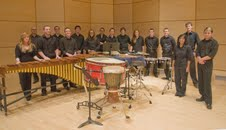 Radford University Percussion Ensemble