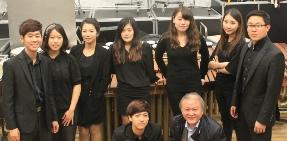 SNU Percussion Ensemble