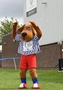 Stockport mascot