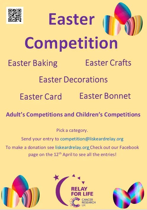 Easter Competition Poster