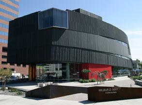 the bruder-designed building