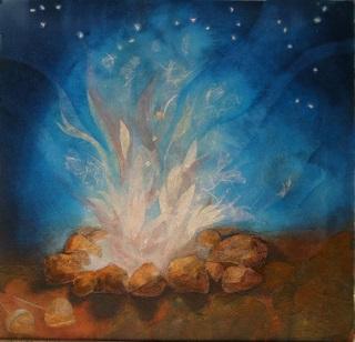 SPIRIT (fire) by Douglas E. Taylor