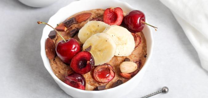 Glutenvrij en plantaardig dagmenu