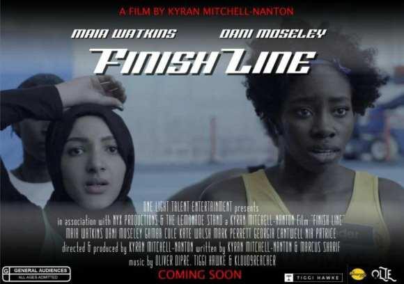 Finish Line (2017) short