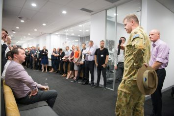 Business After Hours at CommBank, 27 September 2017