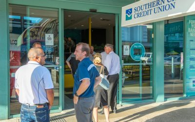 Business After Hours at Southern Cross Credit Union – 28 March 2018
