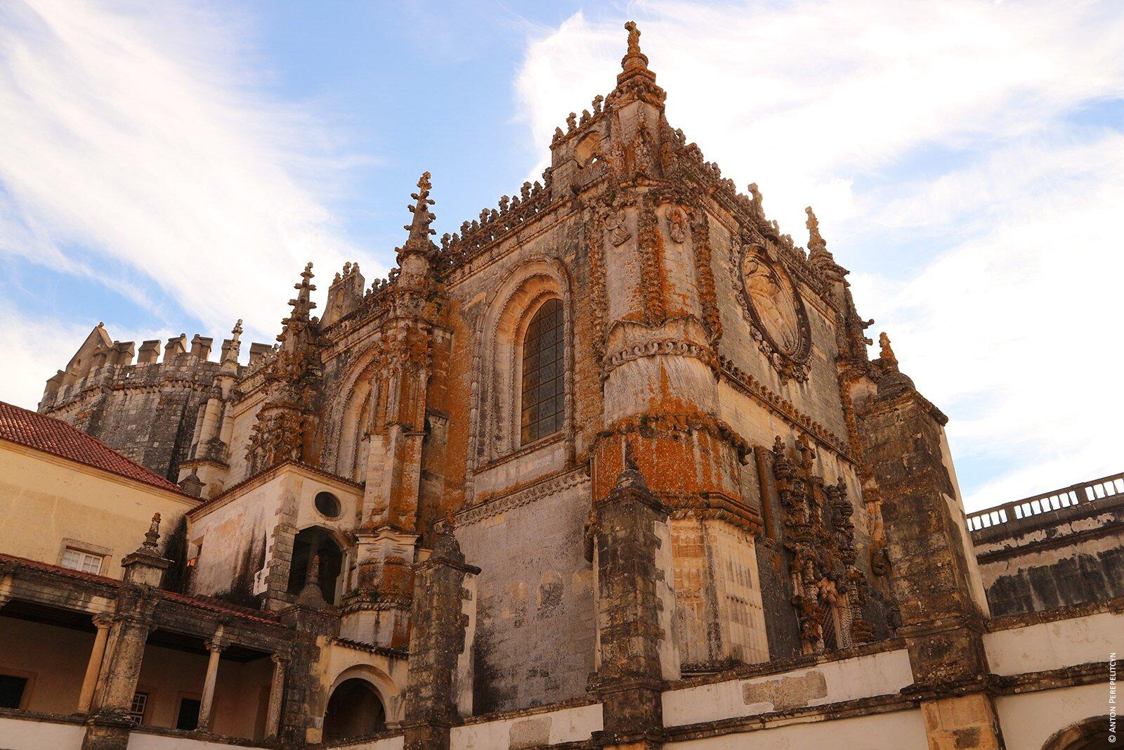 Церковь в стиле мануэлино в Томаре