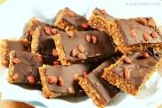 recept protein bars goji choklad ala lissfit