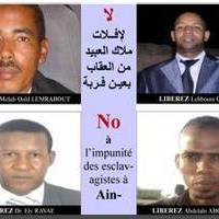 4 activists held for trying to free slaves in #Mauritania
