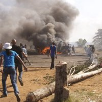 Electricity Bills Provoke South Africa Riots - 110 Arrested