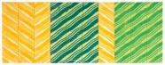Louis/Fruit Stripe Gum