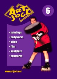 Art Jock trading card (2001)