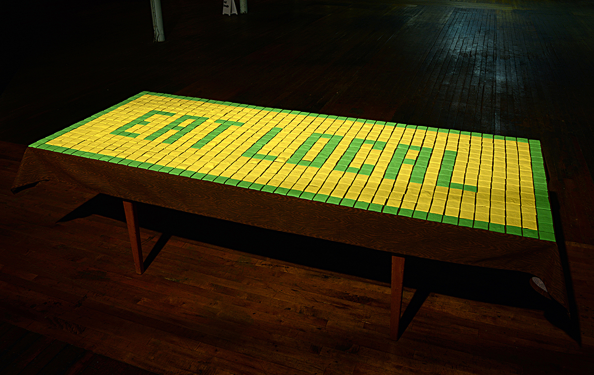 The Table Has Been Set (2012)