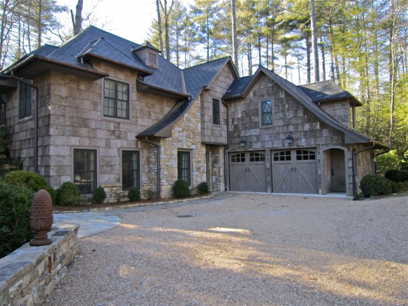 This is the garage–a family could live here