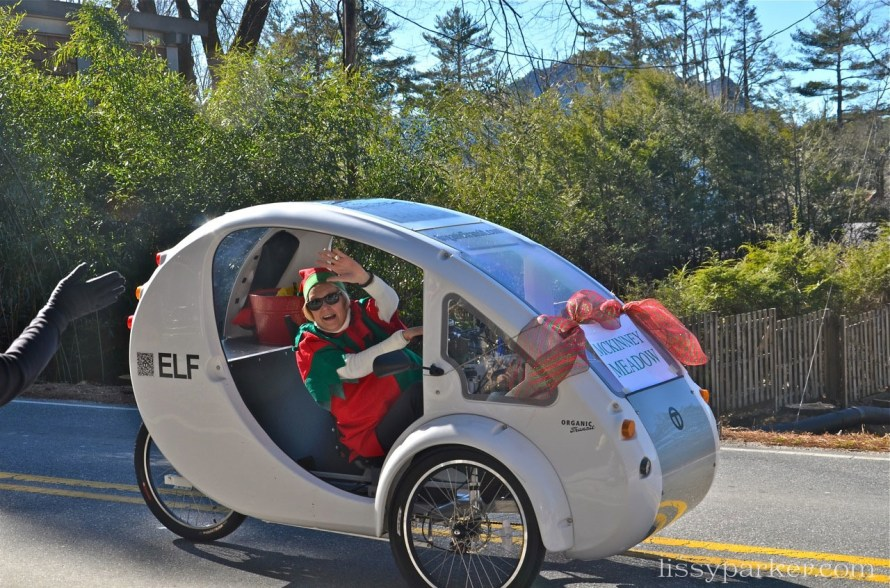 And Elf cars were driven by elves