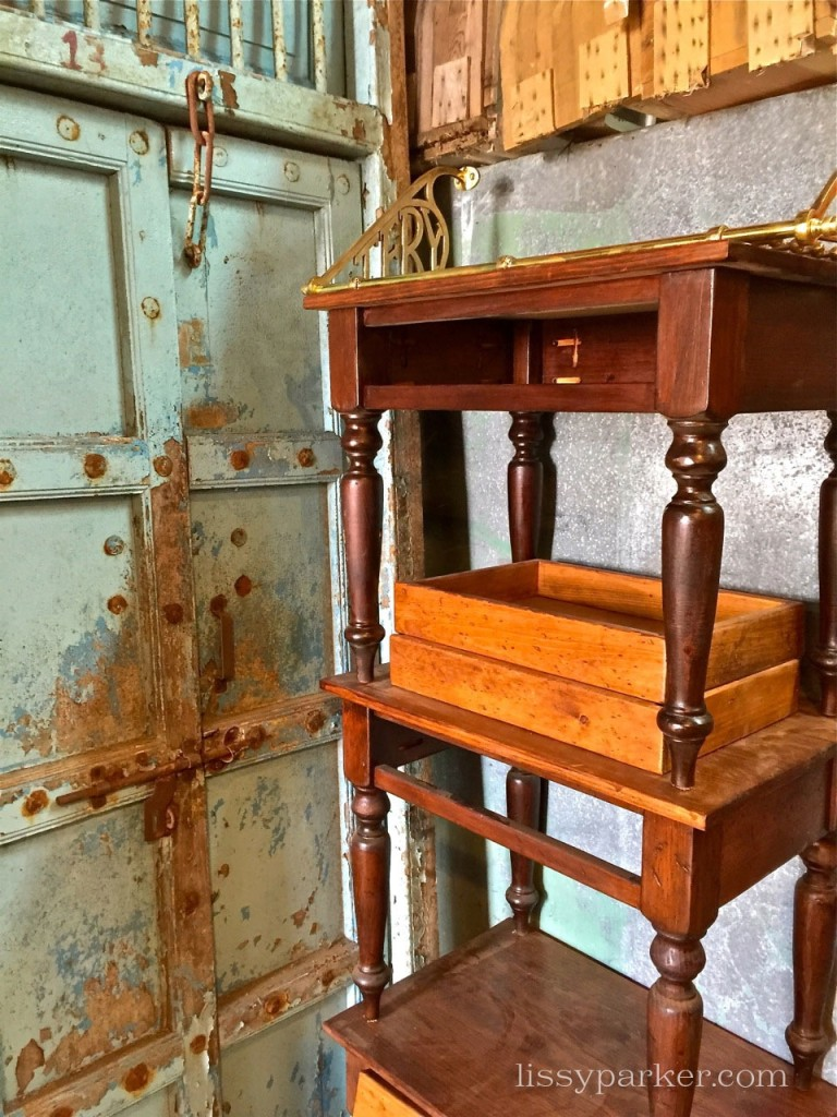 Antique side tables for your bedroom or anywhere