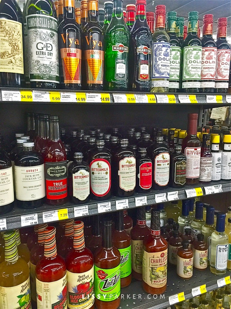 Variety of bitters
