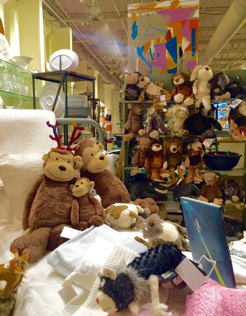 monkey bed