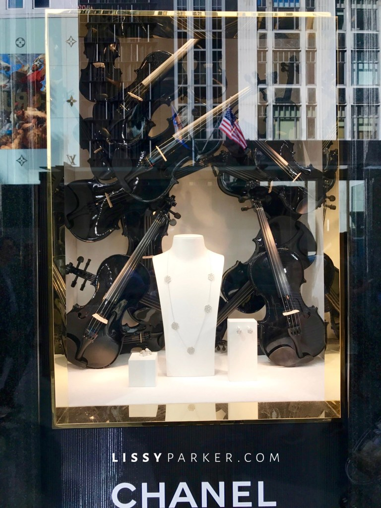 Chanel window
