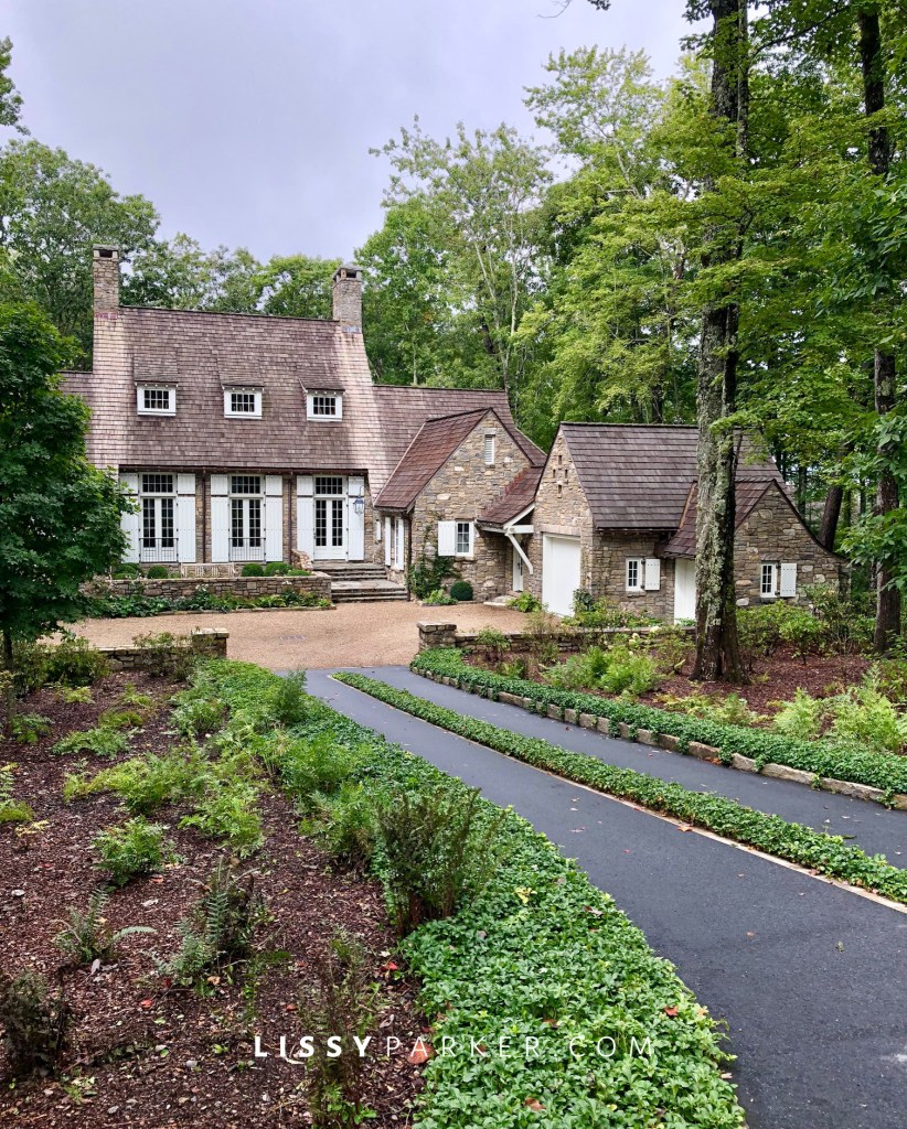 charming stone house