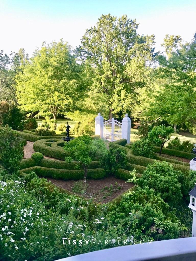 entry garden design